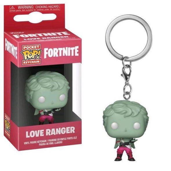 Fortnite - Porta-Chaves POP! Love Ranger FUNKO