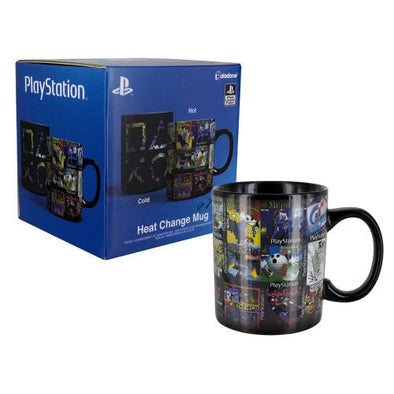 Playstation - Caneca Game Cover