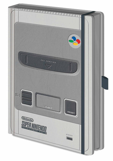 Nintendo - Notebook Premium SNES