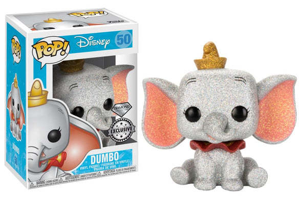 Disney - POP! Dumbo Glitter Special Edition *Pré-venda* FUNKO