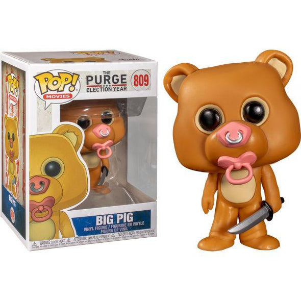 The Purge - POP! Big Pig - Popstore