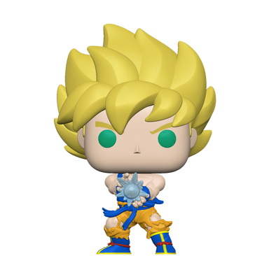 Dragon Ball - POP! Goku w/ Kamehameha Wave *Pré-venda*