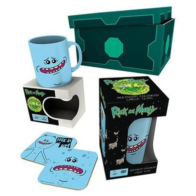 Rick And Morty - Gift Box Mr. Meeseeks Popstore
