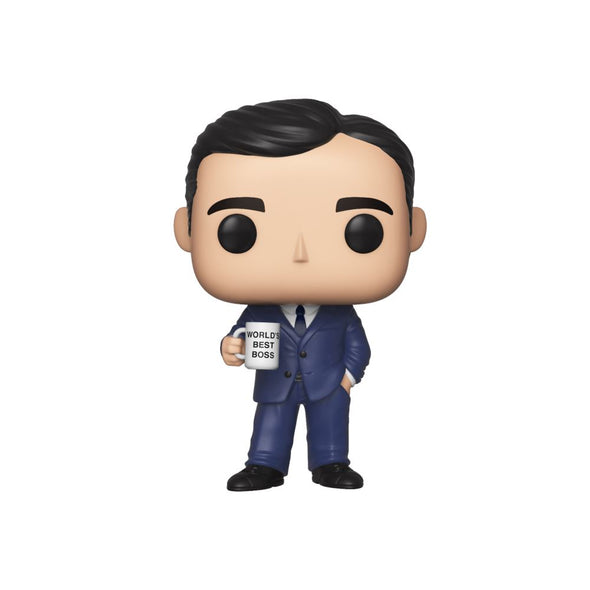 The Office - POP! Michael Scott *Pré-venda* FUNKO
