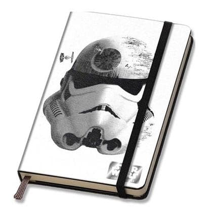 Star Wars - Notebook Stormtrooper - Popstore