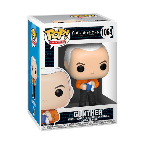 FRIENDS - POP! Gunther *Pré-Venda*