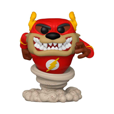 Looney Tunes - POP! Taz as The Flash Ediçao Especial