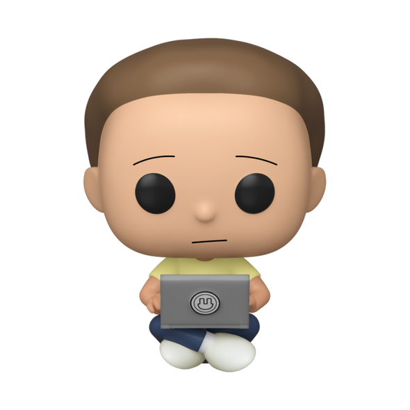 Rick and Morty - POP! Morty w/Laptop