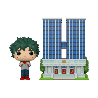 My Hero Academia - POP! U.A. High School w/Deku in Uniform *PRÉ-VENDA*
