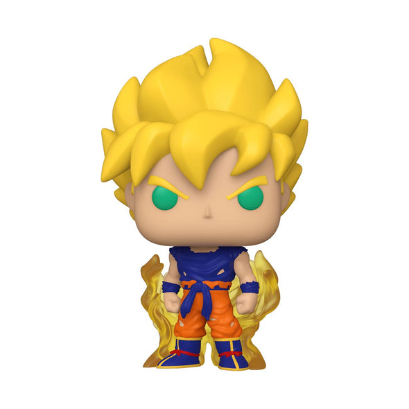 Dragon Ball - POP! SS Goku (First Appearance) *Pré-Venda* Popstore
