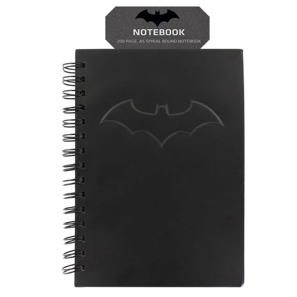 Batman - Notebook Logo