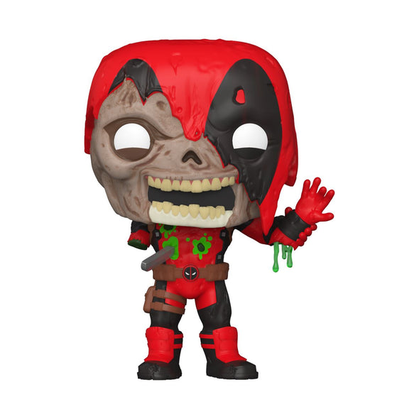 Marvel - POP! Deadpool Zombie *Pré-Venda* FUNKO