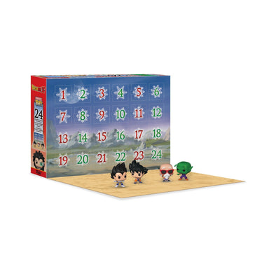 Dragon Ball Z - Calendário do Advento FUNKO