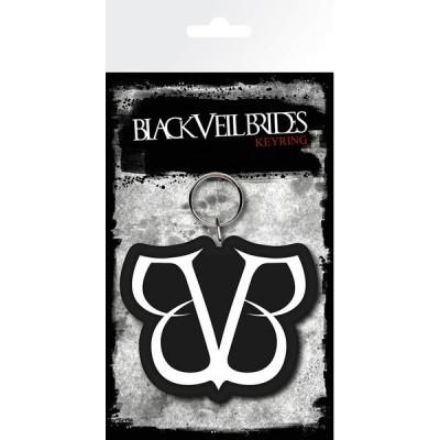Black Veil Brides - Porta-Chaves de Borracha BVB Popstore