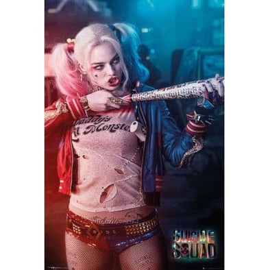 Suicide Squad (Harley Quinn) - Poster