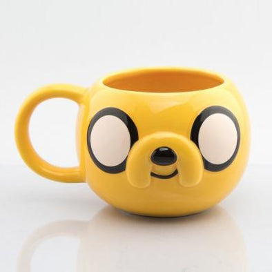 Adventure Time - Caneca Jake The Dog