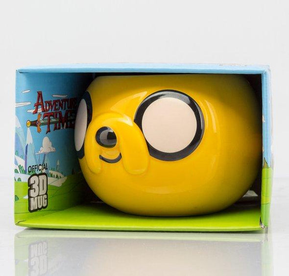 Adventure Time - Caneca Jake The Dog Popstore