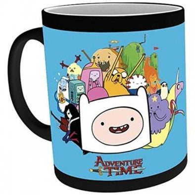 Adventure Time - Caneca Characters