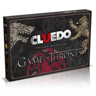 Game of Thrones - Cluedo *Versão Inglesa* Popstore