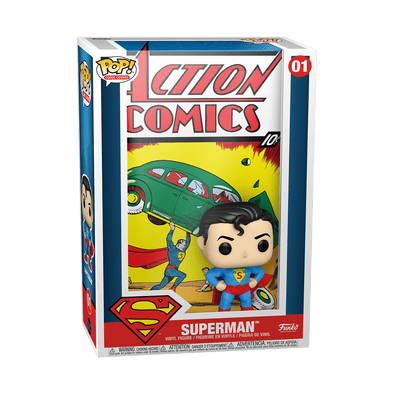 Super Homem - POP! Superman Action Comics *Pré-Venda*