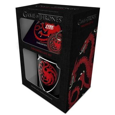 Game of Thrones - Gift Set Targaryen Popstore