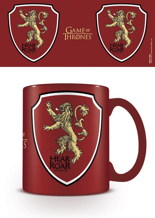 Game of Thrones - Gift Set Lannister - Popstore