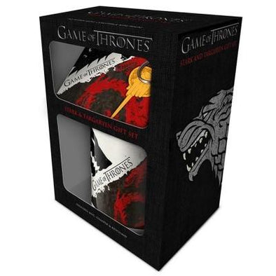 Game of Thrones - Gift Set Stark & Targaryen Popstore