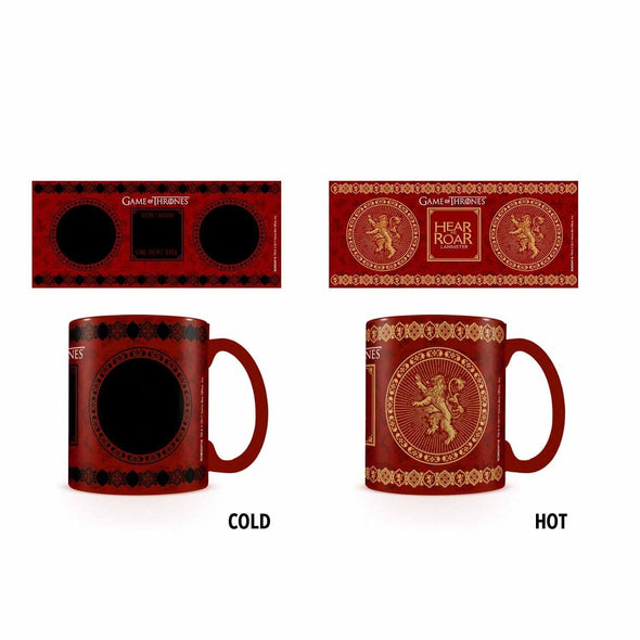 Game of Thrones - Caneca Lannister