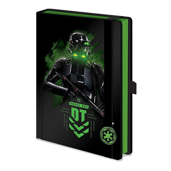 Star Wars - Notebook Premium Death Trooper - Popstore