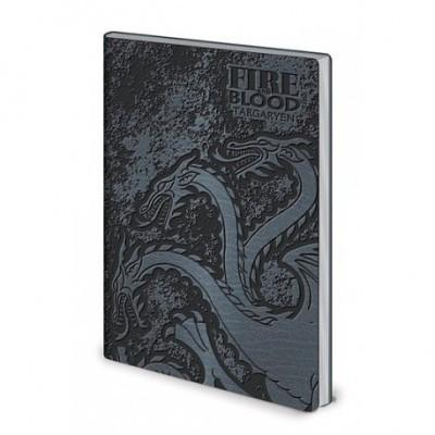 Game of Thrones - Notebook Flexível - Popstore