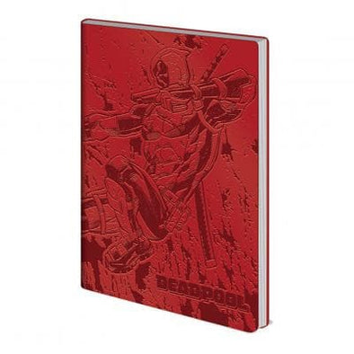 Deadpool - Notebook Flexível Popstore