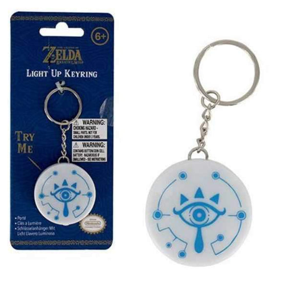 The Legend of Zelda - Porta-Chaves Sheikah Eye Popstore