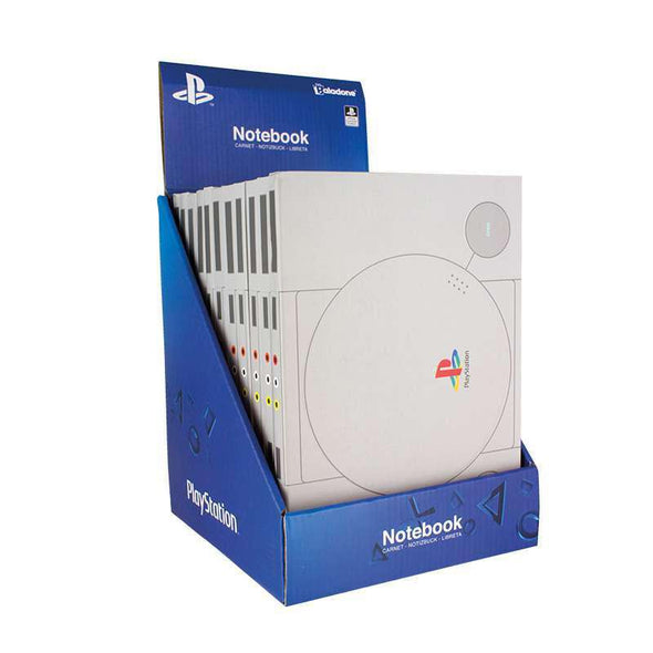 PlayStation - Notebook Consola - Popstore