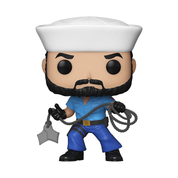 Hasbro - POP! GI Joe - Shipwreck *Pré-venda* FUNKO
