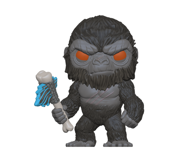 Godzilla Vs Kong - POP! Kong w/ Axe