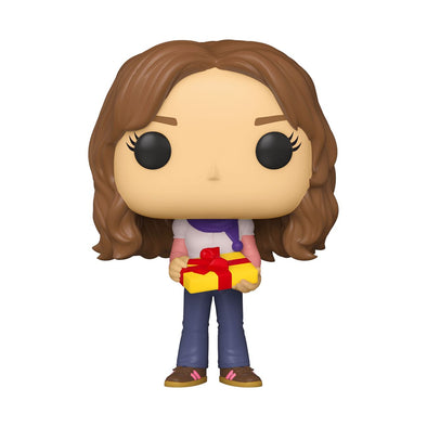 Harry Potter Holiday - POP! Hermione Granger *Pré-venda* FUNKO