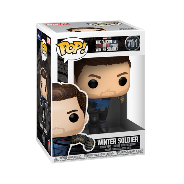 TFAWS - POP! Winter Soldier *Pré-venda*