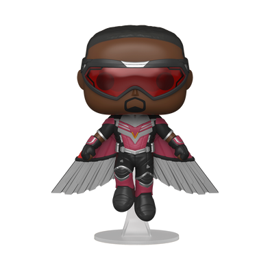POP Marvel: TFAWS - Falcon (Flying Pose) *Pré-venda*