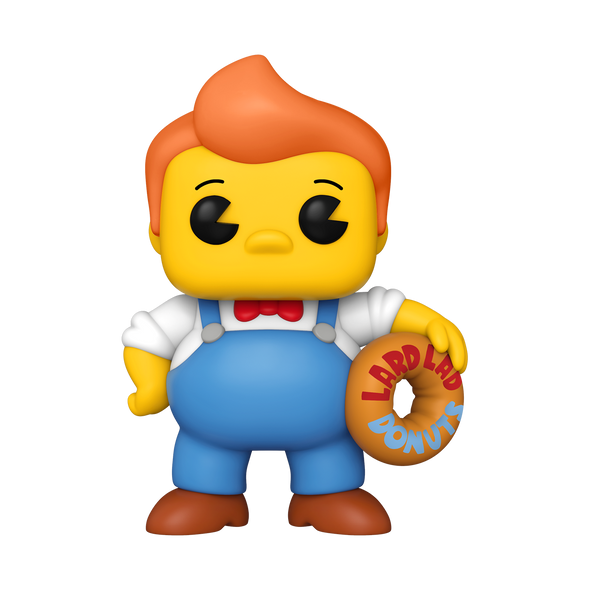 "Simpsons - POP! 6"" Lard Lad *Pré-Venda*"