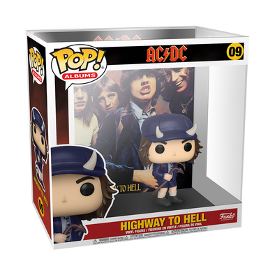 POP! Albums: AC/DC - Highway to Hell *Pré-Venda*