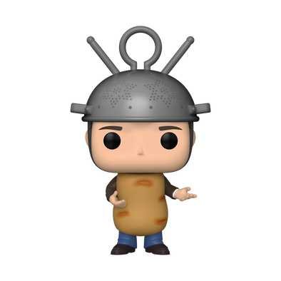 Friends - POP!  Ross as Sputnik