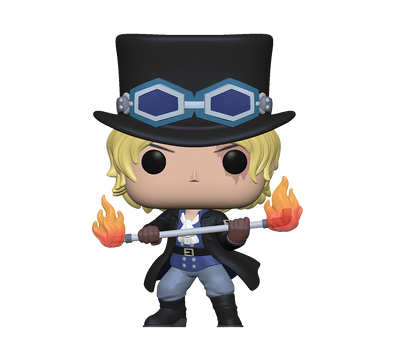 One Piece - POP! Sabo *Pré-venda*