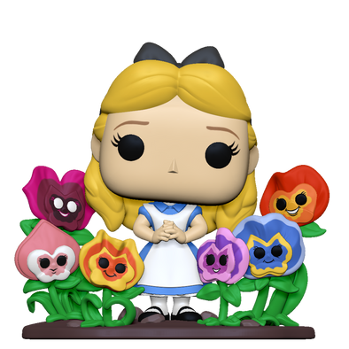 Alice 70th - POP! Alice w/Flowers *Pré-Venda*