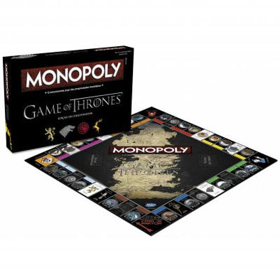 Game of Thrones - Monopólio *Versão Portuguesa* Popstore