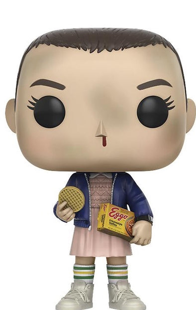 Stranger Things - POP! Eleven w/ Eggos
