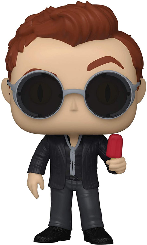 Good Omens - POP! Crowley *Chase*