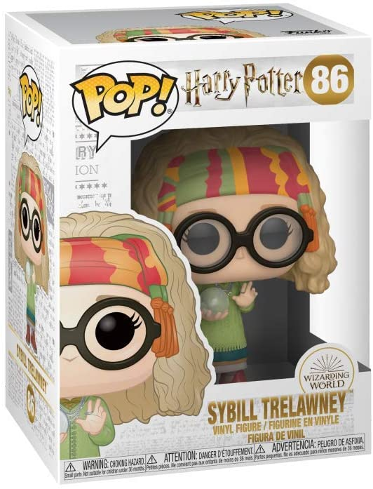 Harry Potter - POP! Professor Sybill Trelawney FUNKO