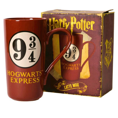 Harry Potter - Caneca Latte Platform 9 3/4