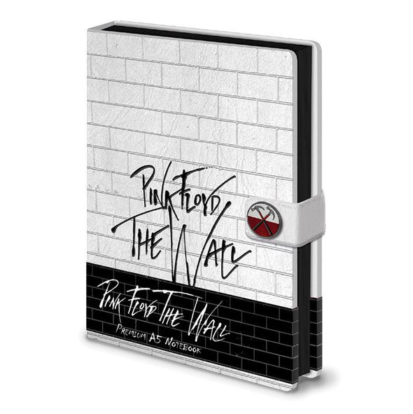 Pink Floyd - Notebook Premium The Wall Popstore