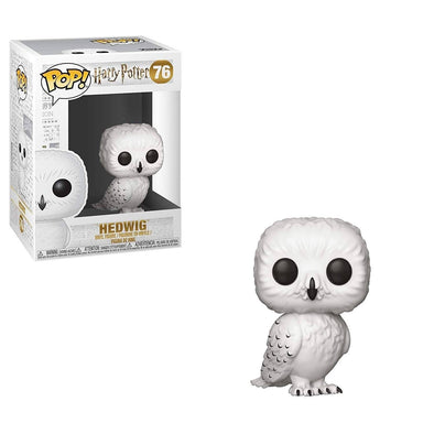 Harry Potter - POP! Hedwig FUNKO